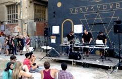 SINCRO //////////////// - (música) - Guillem Llotje; Álex Casteleiro; Carles Rigual. - Altres projectes: Nuu; Erre que Erre; Le Fou - https://nuumusic.bandcamp.com/