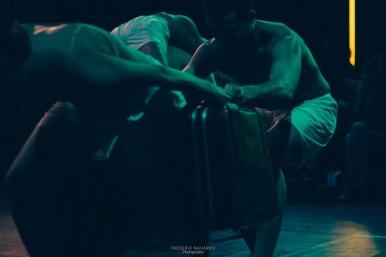Oswaldo González; Catherine Stuyt; Jhosmar Chitty (360 Grados Danza)