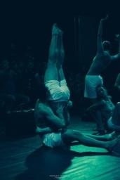 Oswaldo González; Jhosmar Chitty; Alexis Sulbarán; Catherine Stuyt (360 Grados Danza)
