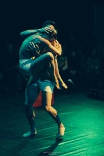 Alexis Sulbarán; Catherine Stuyt (360 Grados Danza)