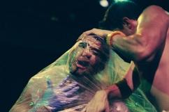 Alexis Sulbarán; Oswaldo González (360 Grados Danza)