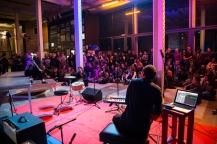 BARCELONA - NOVEMBRE 30: Actuacions de l'Exploding Fest # 5 celebrat a la Fabrica Fabra i Coats el 30 de novembre de 2019. (Foto: Jordi Vidal)
